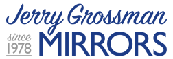 Jerry Grossman Mirrors Logo